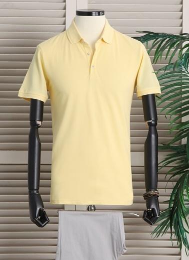 Kip Tişört Sarı